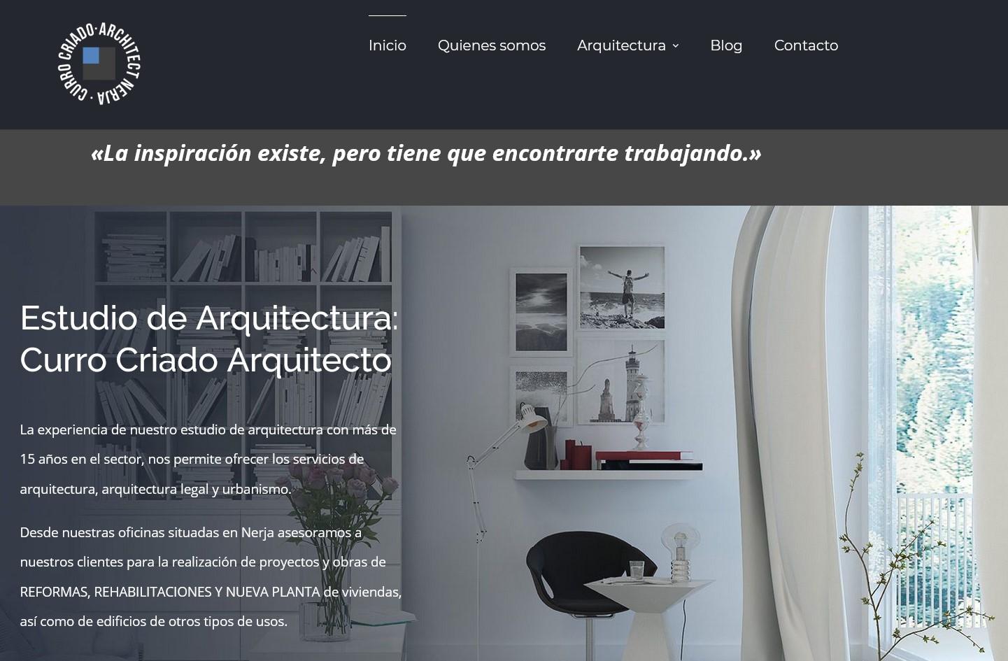 Architect Nerja web2