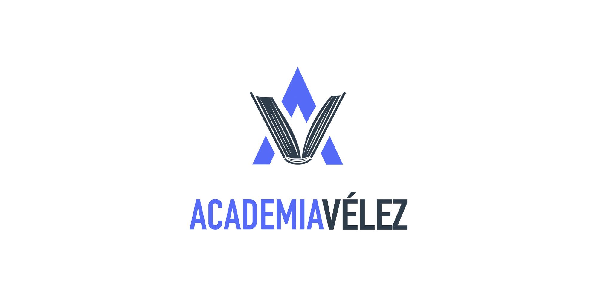 Logotipo Academia Velez