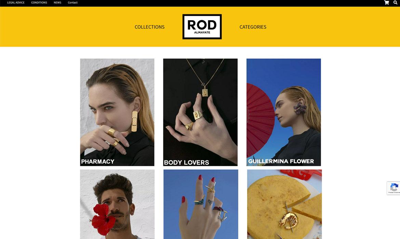 Rod Almayate web