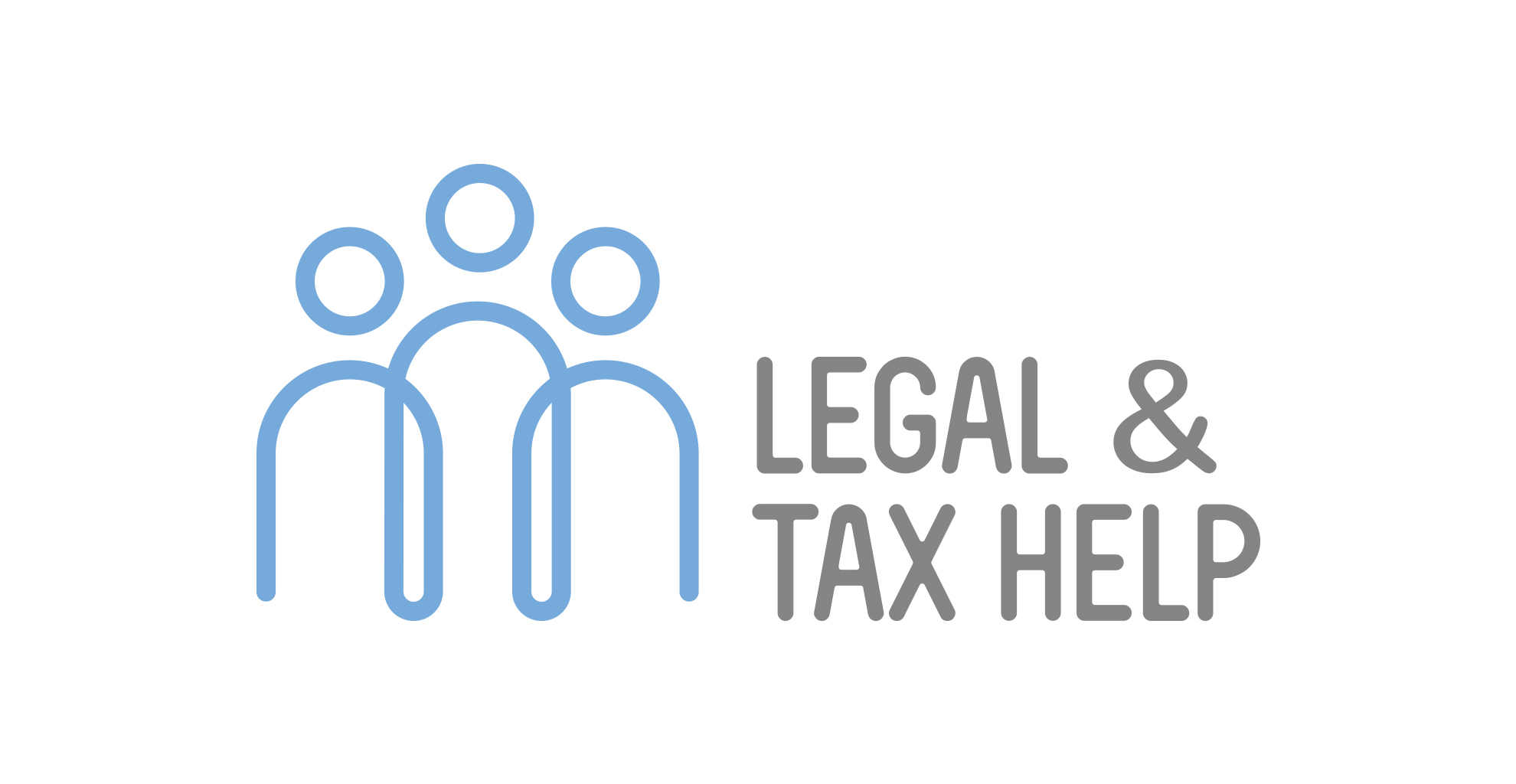 legal and tax help logotipo