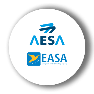 Logo AESA EASA